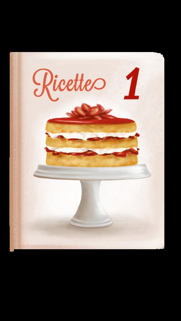 Book recipe